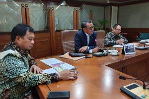 Didampingi Pj Walikota, Gubernur Paparkan Konsep Pembangunan Sulsel di BPPT