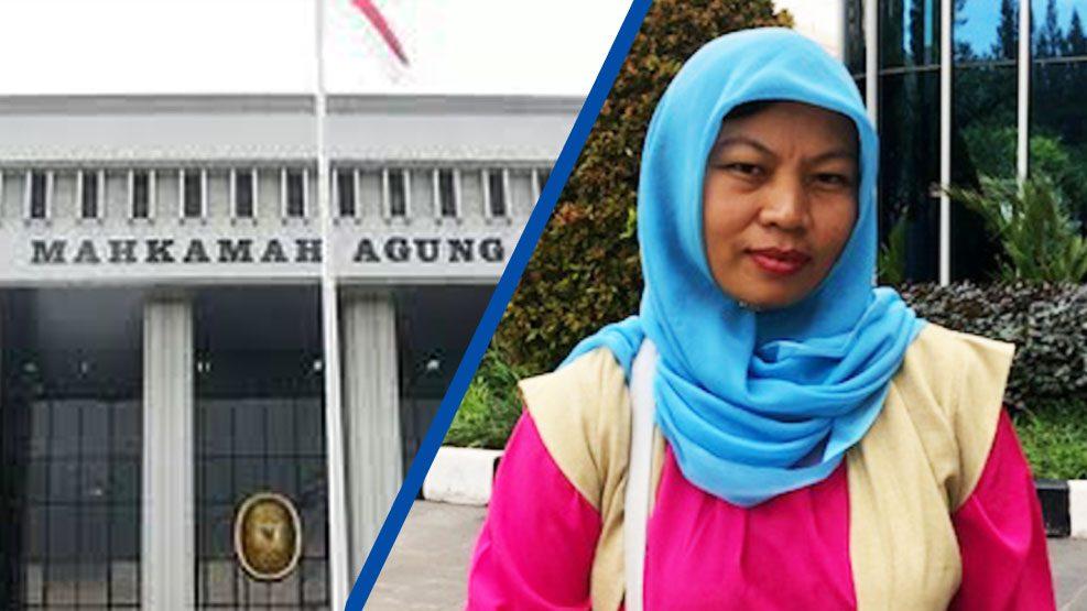 MA: Tak Ada Maladministrasi dalam Penolakan PK Baiq Nuril