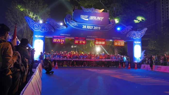 Pocari Sweat Run Bandung 2019