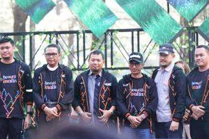 Pj Wali Kota bersama Gubernur Hadiri Event Beautiful Malino