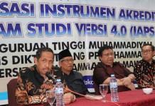 Rektor Unismuh Akui Terbantu dengan Kegiatan Majelis Diktilitbang PP Muhammadiyah