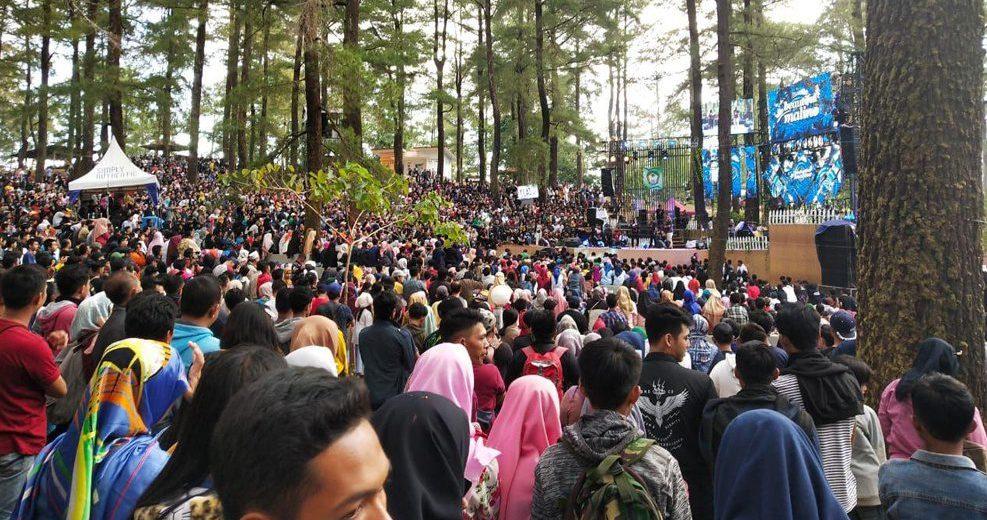 Transaksi di Event Beautiful Malino Capai Rp28 Miliar, Tembus 70.000 Pengunjung