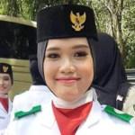 Cerita Aisyah, Anak Yatim yang Ikuti Jejak dua Saudaranya Jadi Paskibraka