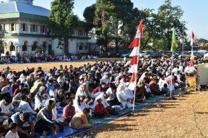 Berkurban 584 Ekor Sapi, LDII Sulsel: Idul Adha Momentum Membina Persatuan & Kesatuan Bangsa