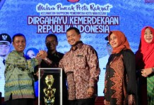 Pesta Rakyat Rappocini, Iqbal Apresiasi MoU Kampung Donor Darah
