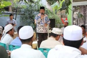 Iqbal Suhaeb Resmikan Pondok Tahfizul Qur'an Putri Al Umm