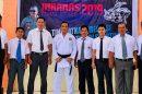 Kejuaraan Karate Kapolres Cup Inkanas Lutra Berakhir