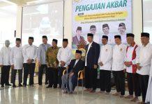 Ketua Umum MUI Sulsel, Ceramah Agama di Pengajian Akbar LDII
