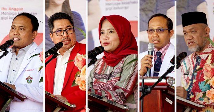 Pepsodent Ajak Warga Makassar Wujudkan