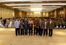 Wagub Sulsel Hadiri Wisuda Akbar Hafidz/Hafidzah Ma'had Al-Birr Unismuh Makassar