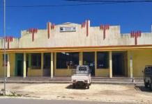 Pasar Tradisional Mawasangka Buton Tengah Ditutup Karena Corona