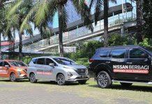 Nissan Pinjamkan Lima Kendaraan Operasional bagi Relawan Gugas Covid-19