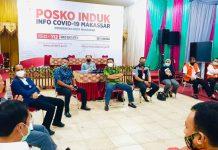 Siang Dilantik, Malamnya Pj Wali Kota Makassar Langsung Gelar Rapat bersama Forkopimda