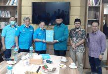 Pasangan Benyamin-Pilar Mendapat Dukungan Resmi Partai Gelora