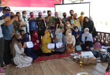 Tenaga Penyuluh & Warga Panciro, Antusias Ikuti Pelatihan Citizen Reporter dari Komunikasi Unismuh Makassar