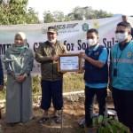 Dukung Revolusi Hijau, PLN Berikan Bantuan 500 Bibit Pohon
