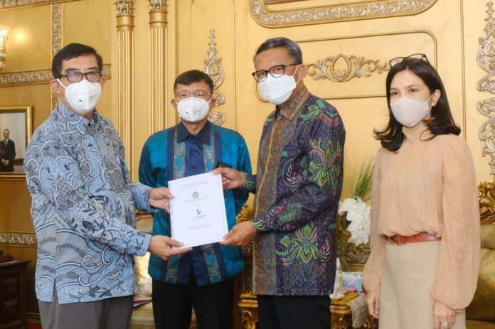 Gubernur Terima Dana PEN Rp1 Triliun untuk Pelaku Usaha di Sulsel