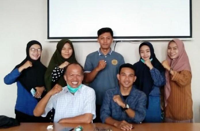 Mahasiswa KKP Fisip Unismuh Makassar di Polut Diminta Kedepankan Protokol Kesehatan Covid-19