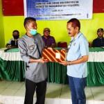 Camat Polsel Takalar Ajak Mahasiswa KKP Plus Fisip Unismuh Makassar Bersinergi Membangun Masyarakat