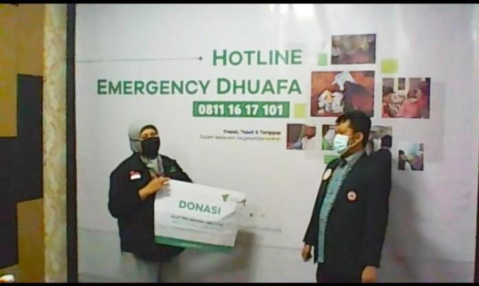 Dompet Dhuafa Launching Hotline Emergency Dhuafa untuk Indonesia