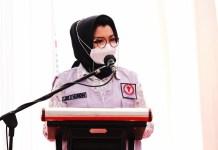 Lies F Nurdin Sediakan Layanan Kesehatan Bagi Pasien Kanker di Kantor YKI