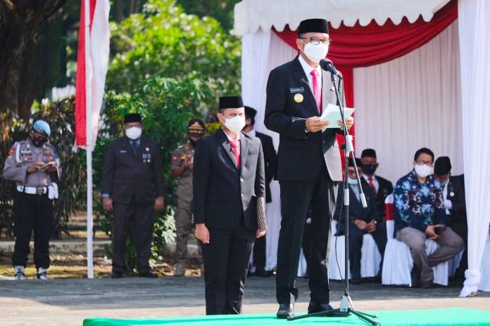 Momen Hari Pahlawan, Gubernur Ajak Masyarakat Saling menghargai dan Menghormati Antar Sesama