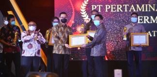 Program Sekolah Anak Percaya Diri Integrated Terminal Makassar Sabet Penghargaan Padmamitra Award 2020