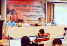FT UNM Gelar Workshop E-Learning Implementasi SYAM-OK