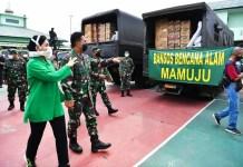 3 Kapal TNI AD Angkut Bantuan Kemanusiaan Menuju Kalsel dan Sulbar