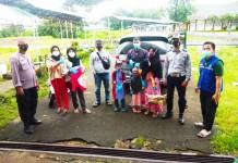 Dishub Sulsel Kembali Fasilitasi Pemulangan Pengungsi Sulbar ke Kampung Halaman