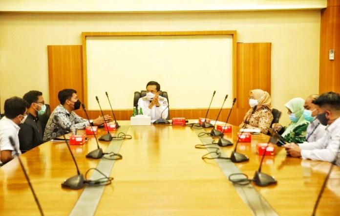 Rudy Djamaluddin Apresiasi BP2M Bantu Branding Produksi Ekonomi Kreatif Makassar