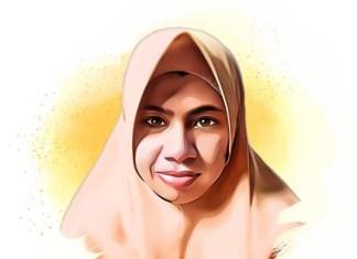 Nurmia Yasin Limpo (Pemerhati Sosial Makassar)