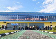 Bandara Arung Palakka Bone