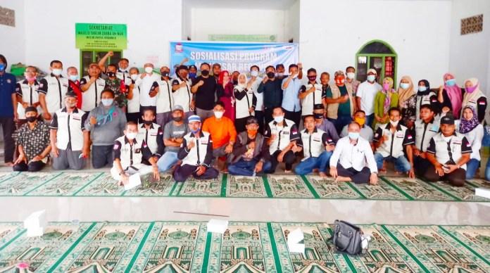 Kelurahan Biring Romang Gelar Sosialisasi Program Makassar Recover