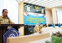 Lantik TP PKK Makassar 2021-2026, Danny Harap PKK Berperan Aktif dalam Makassar Recovery