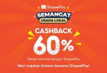 ShopeePay Luncurkan Program Semangat Usaha Lokal untuk Dukung UKM se-Indonesia