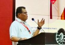 Prof Husain Syam, Rektor Universitas Negeri Makassar (UNM).
