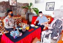 Kunjungi Raja Gowa ke-38, Bahas Kamtibmas