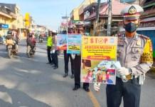 Antisipasi Mudik, Satlantas Polres Gowa Gelar Operasi Keselamatan