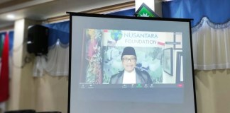 Ini Pesan Ulama Internasional Shamsi Ali Kepada Pesma KH Djamaluddin Amien Unismuh Makassar