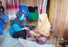 KBAS Bontobahari Manfaatkan Momen Ramadhan Berbagi Sembako dan Takjil