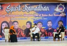 Spirit Ramadhan: Diza & Chaidir Syam Jadi Narasumber di Hadapan Ratusan Kader Pemuda Pancasila di Maros
