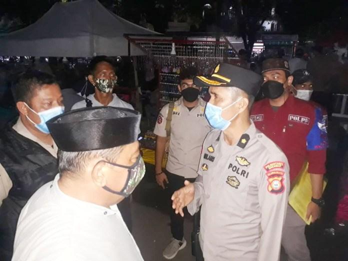Tim Raika Makassar Sidak Bazaar Al-Markas, Masih Dapati Kondisi yang Sama