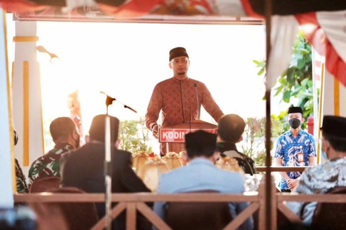 Bupati Adnan Sambut Baik Perbaikan Kompleks Makam Sultan Hasanuddin