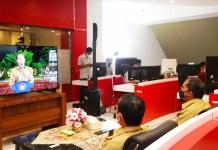 Jokowi Imbau semua Kepala Daerah Hati-Hati Gelombang ke 2 Covid-19