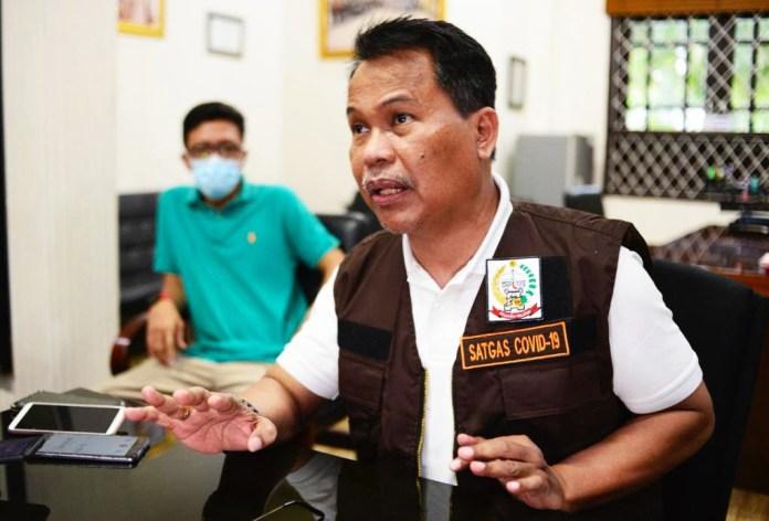 Kepala Satuan Polisi Pamong Praja (Kasatpol PP) Sulsel, Mujiono