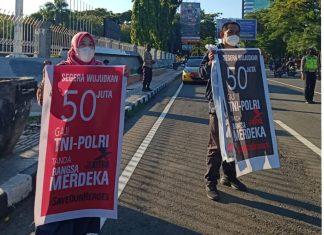 Aktivis Desak Presiden Jokowi Naikkan Gaji TNI-Polri minimal Rp50 Juta per bulan