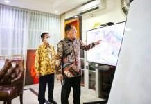 Makassar Bersiap Miliki Lintasan Kereta Api, Wali Kota Danny: Kemudahan Transportasi Warga