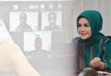 Priska Adnan Berbagi Tips Rencana Pendidikan Anak di Webinar Parenting