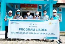 32 Warga Dusun Tanete Maros mulai teraliri listrik PLN